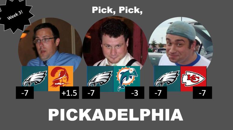 Pickadelphia Week 3